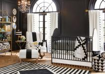 Black White Nursery Ideas
