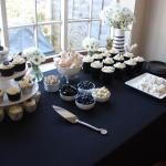 Black White Themed Party More Than Cupcakes