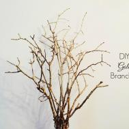 Blessed Nest Diy Gold Branches