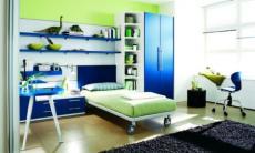 Blue Green Bedrooms Boys Room Ideas