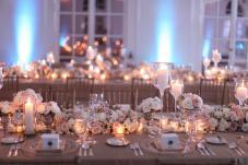 Blush Tablescape Weddings Blushes