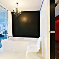 Bold Hola Design Luxury Apartment Warsaw Poland