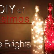 Bottle Brights 6th Diy Christmas