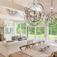 Breezy Countryside House Reminiscent Carpenter