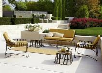 Breezy Outdoor Chairs Sofas Contemporary Geo Style