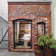 Brick House Guest Suite Azevedo Design Small