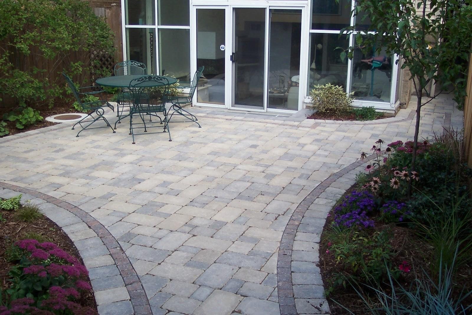 47 beautiful brick patio designs that