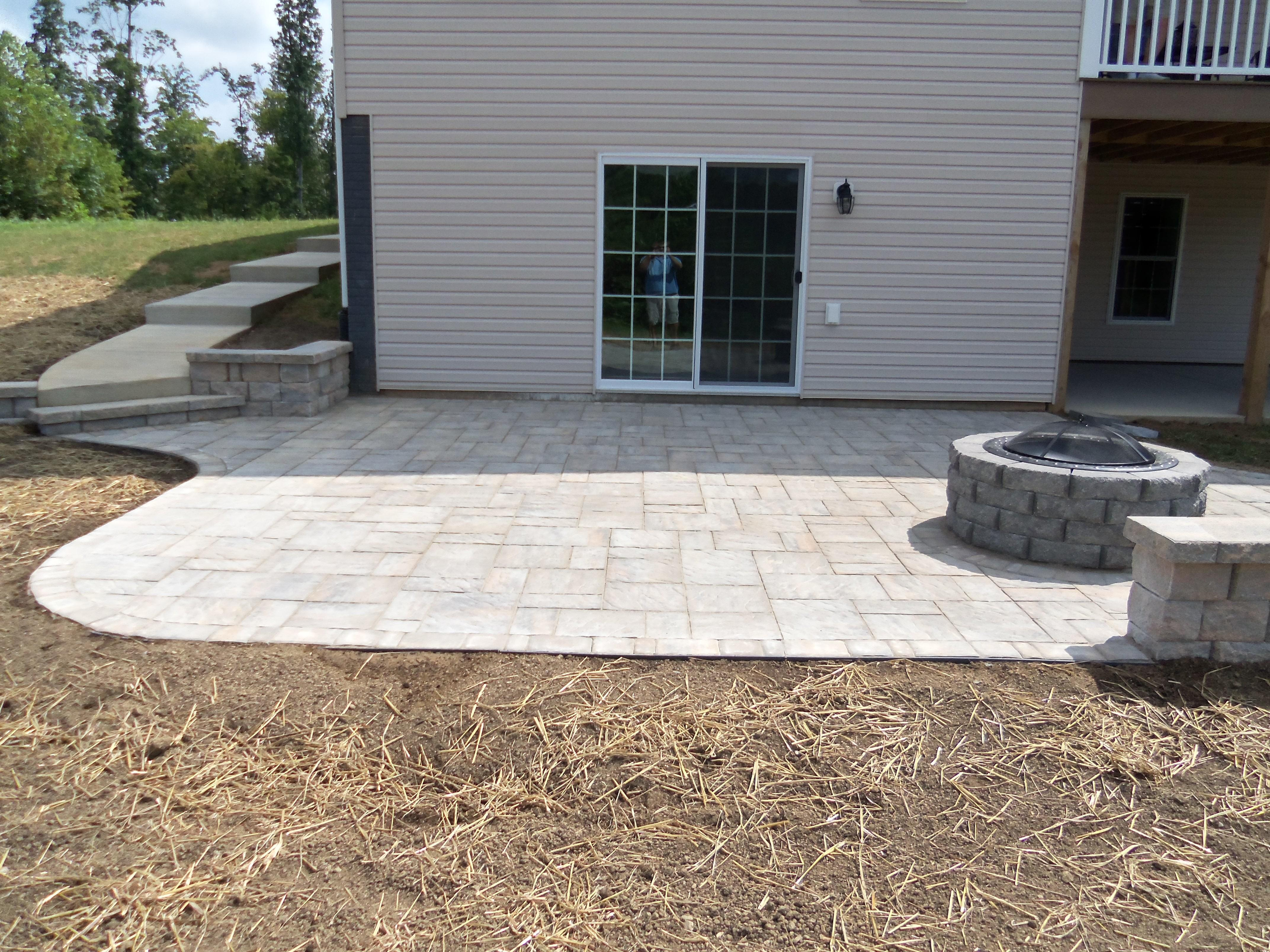 29 fabulous paver patios landscaping