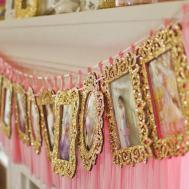 Bridget Pink Gold 2nd Birthday Party Project Nursery