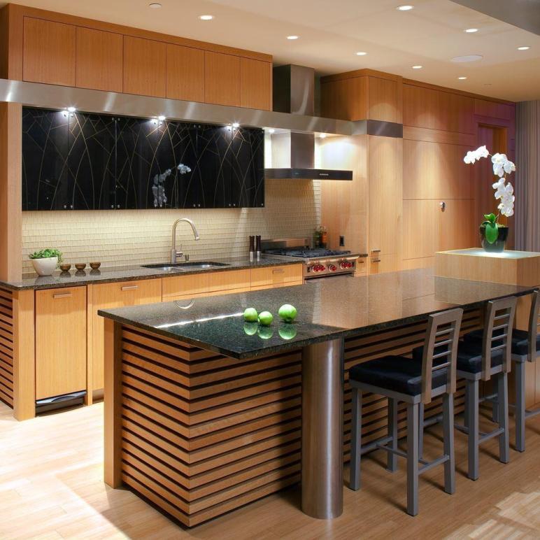 Brighten Your Kitchen Asian Ideas