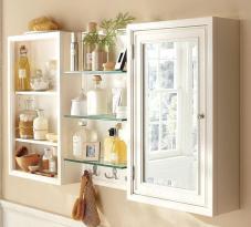 Brilliant Idea Bathroom Wall Cabinets Design Saving
