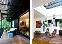 Brilliant Modern Tropical House Inspiration