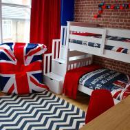 British Inspired Bedroom Makeover Make Wish