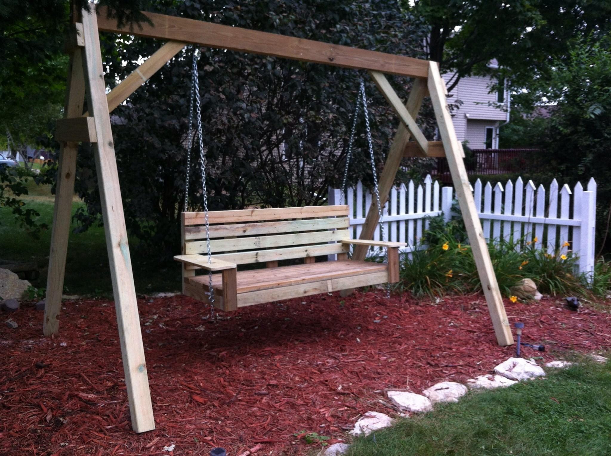 39 Elegant Diy Outdoor Swings That No One Can Resist Photo Gallery Decoratorist