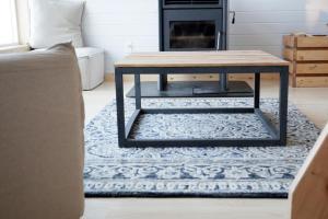 Build Modern Industrial Coffee Table Tos Diy