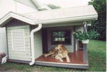 Build Pallet Dog House Diy Large