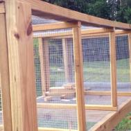 Build Rabbit Hutch Part