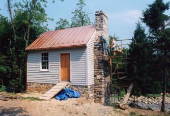 Build Stone Cottage