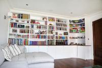 Built Bookshelves Bespoke Bookcases London Furniture