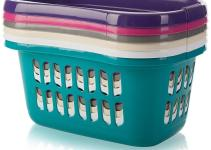 Buy Casa Handy Hipster Plastic Laundry Basket