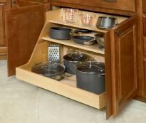Cabinet Pot Pan Organizer Home Design Ideas