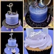 Cakes Girls Inspired Michelle
