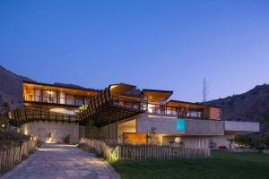 Casa Chamisero Gitc Arquitectura Modern Masterpiece