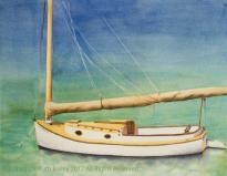 Catboat Middlebaysailing