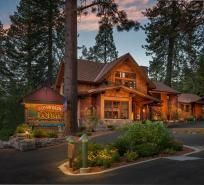 Cedar Glen Lodge Lake Tahoe Retreat Wedding