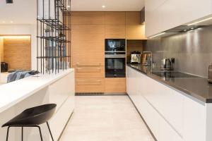 Celebration Gray Panache Refined Apartment Prague