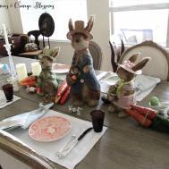 Centerpiece Fresh Modern Easter Table Decorations Diy