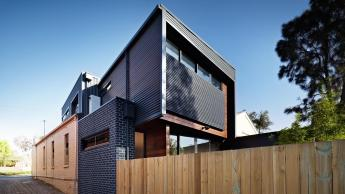 Character Hawthorn House Modern Melbourne Home