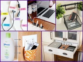 Charging Station Ideas 100 Unique