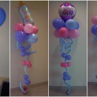 Cherri Balloons Baby Shower