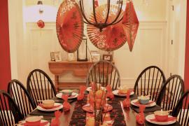 Chinese New Year 2014 Gathering Jenny Evans