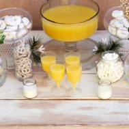 Christmas Brunch Table Decor Sincerely Jean