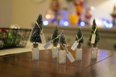 Christmas Crafting Ways Decorate Your Dining Table