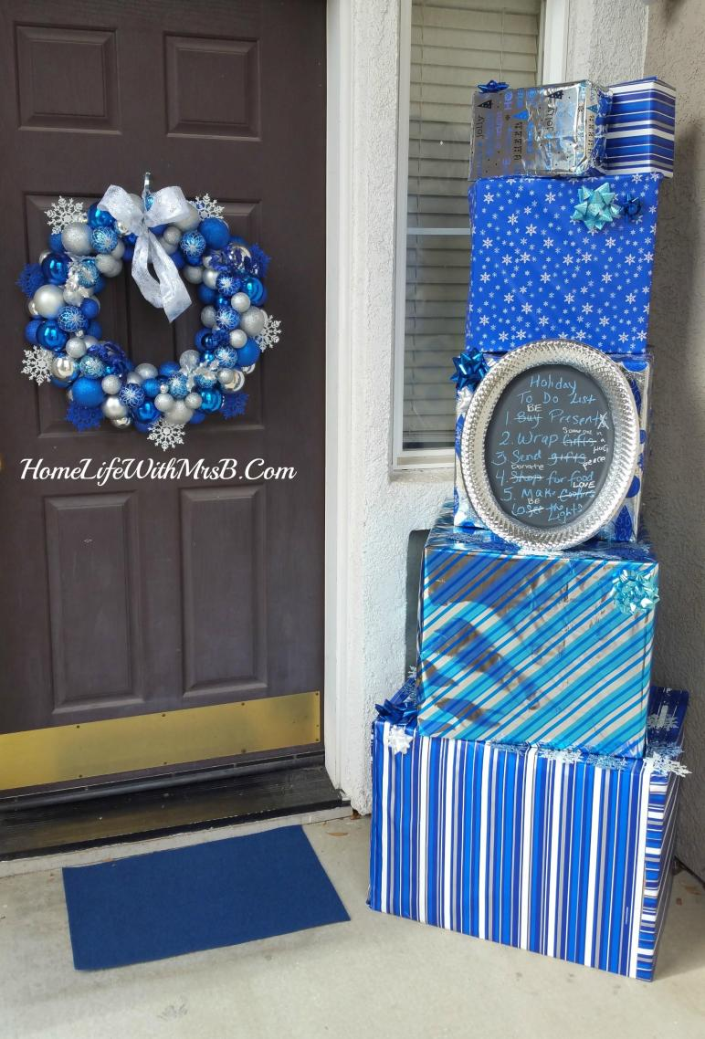 Christmas Decorations Budget Diy Wreath Ideas