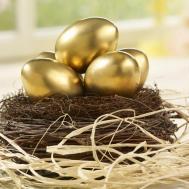 Christmas Geese Golden Eggs Your Millennial Coach
