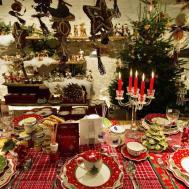Christmas Table Settings 2016 Decoration Ideas