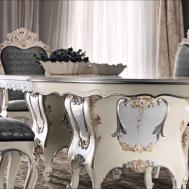 Classic Dining Room Luxury Interior Design Italian Home