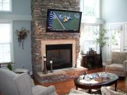 Classy Living Rooms Corner Decorating