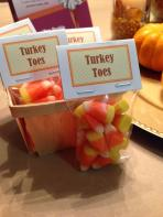 Clueless Chick Diy Thanksgiving Decorations
