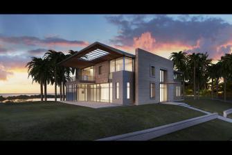 Coastal House Designscontemporary Beach Plans Modern