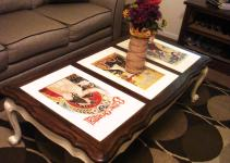 Coffee Table Never New Thrifty Designs