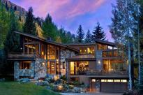 Colorado Mountain Home Suman Architects Leaves Your