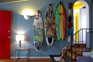 Colorful Coastal Design Interior Styles Color