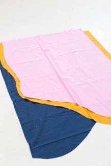 Colorful Diy Fabric Wall Hanging Sugar Cloth