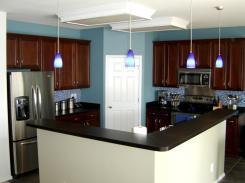 Colorful Kitchen Designs Ideas Design