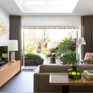 Colorful Modern Living Room Interior Design Ideas